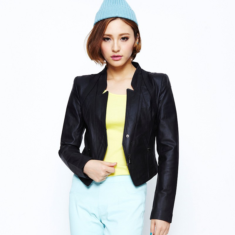 Short Black Jacket Womens | Outdoor Jacket
