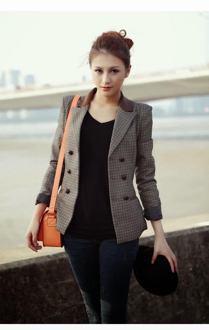 Casual Summer Blazer Women | VCFA