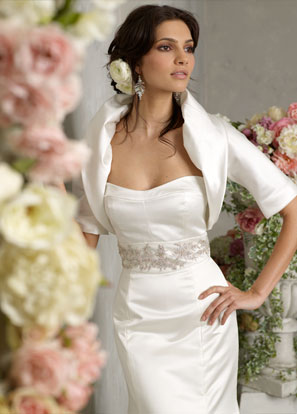 Dresses With Jackets For Wedding - Ocodea.com