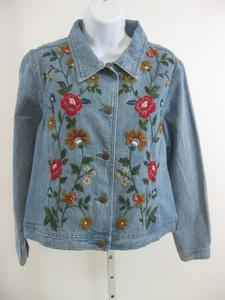 Embroidered Jackets  Jackets