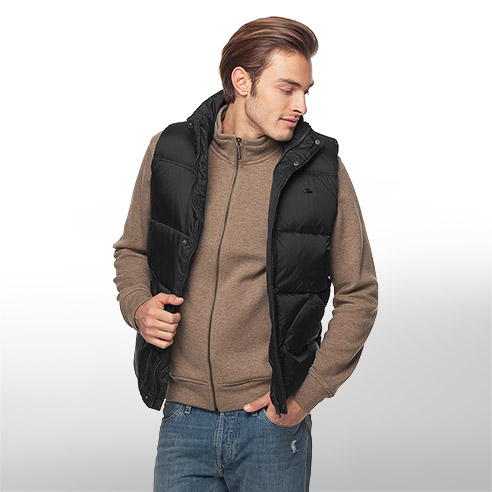 Mens Vest Jacket Photo Album - Reikian