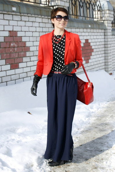 Long Skirt Short Jacket