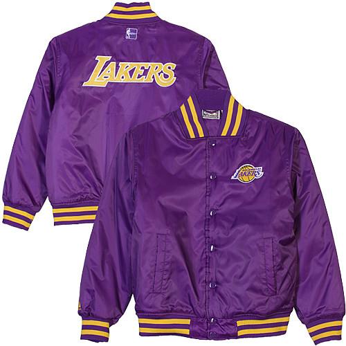 buy popular 650f0 46e9d Los Angeles Lakers Jackets