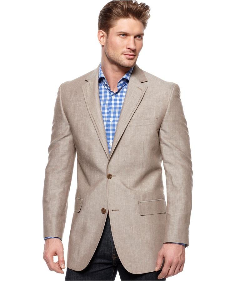 Linen Jackets Jackets
