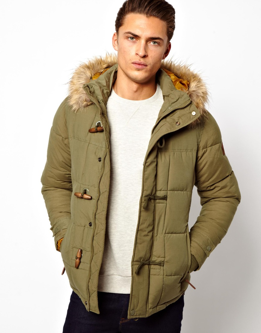 Collection Green Parka Coat Pictures - Reikian