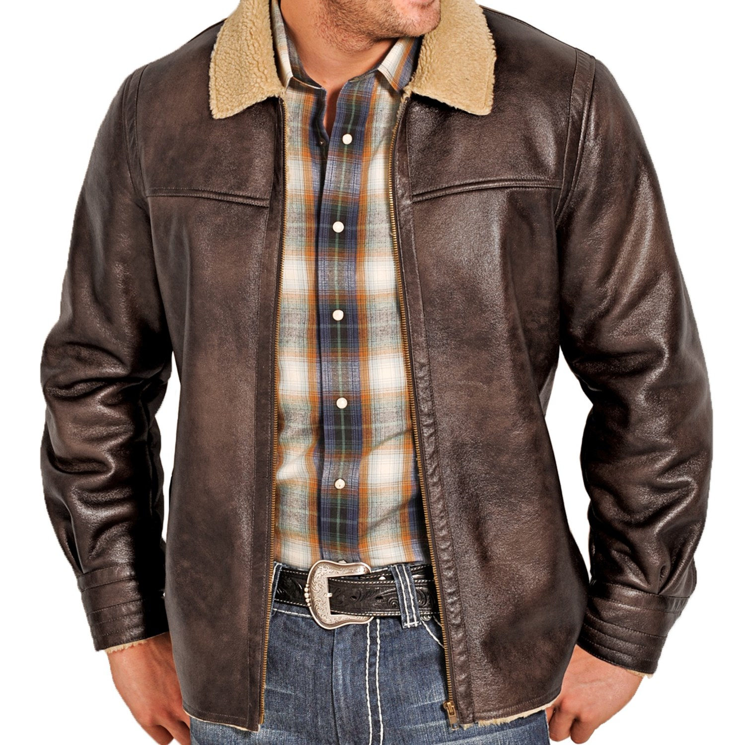 Mens leather jackets western – Modern fashion jacket photo blog