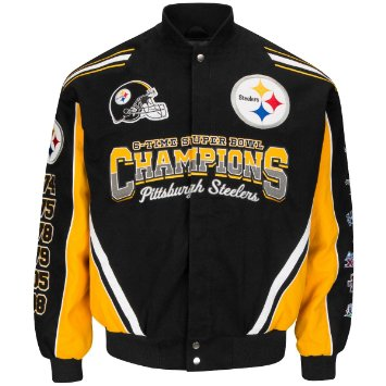 online store c4298 427a7 Pittsburgh Steelers Jackets – Jackets