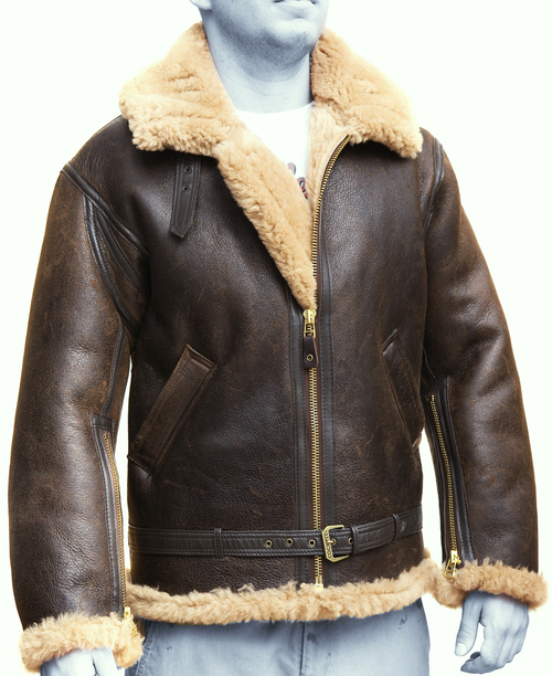 2017 New Design of Sheepskin Jackets – Jackets