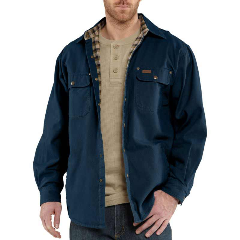 Flannel Motorcycle Jacket >> Shirt Jackets – Jackets