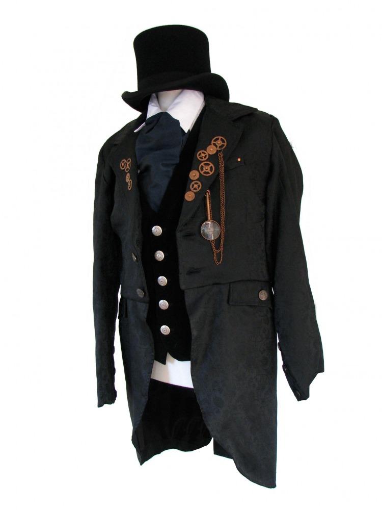 Steampunk jackets women