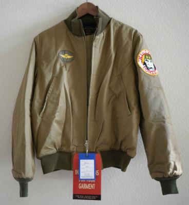 travis bickle tanker jacket