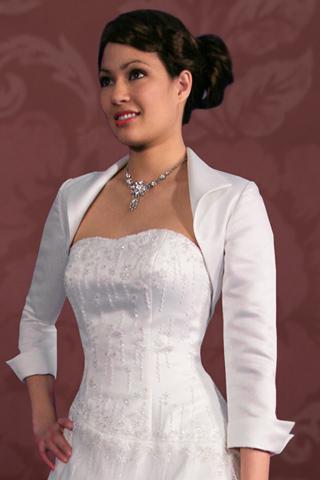 Incroyable Wedding Dress Jackets