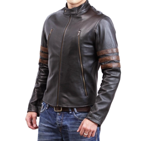 Leather jacket in india online – Modern fashion jacket photo blog