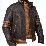 Wolverines Leather Jacket