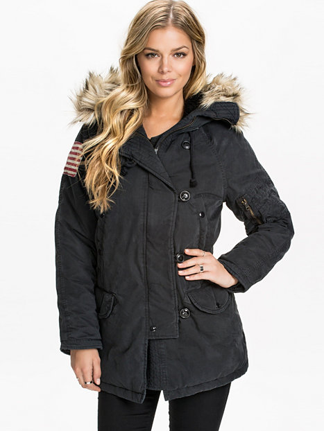 Womens Anorak Jackets