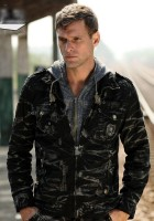 Army Camo Jacket Men
