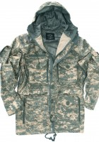 Army Camo Jackets for Men