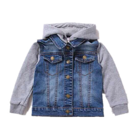 When I seen that jean jacket I just knew i had to get it for my baby girl. It was the most beautiful jean jacket I've ever seen for an infant. I always wanted to get her one but could never find it.