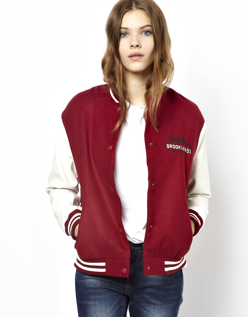Female Baseball Jackets lzaIY9