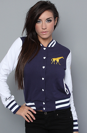 Female Baseball Jackets tDNsst