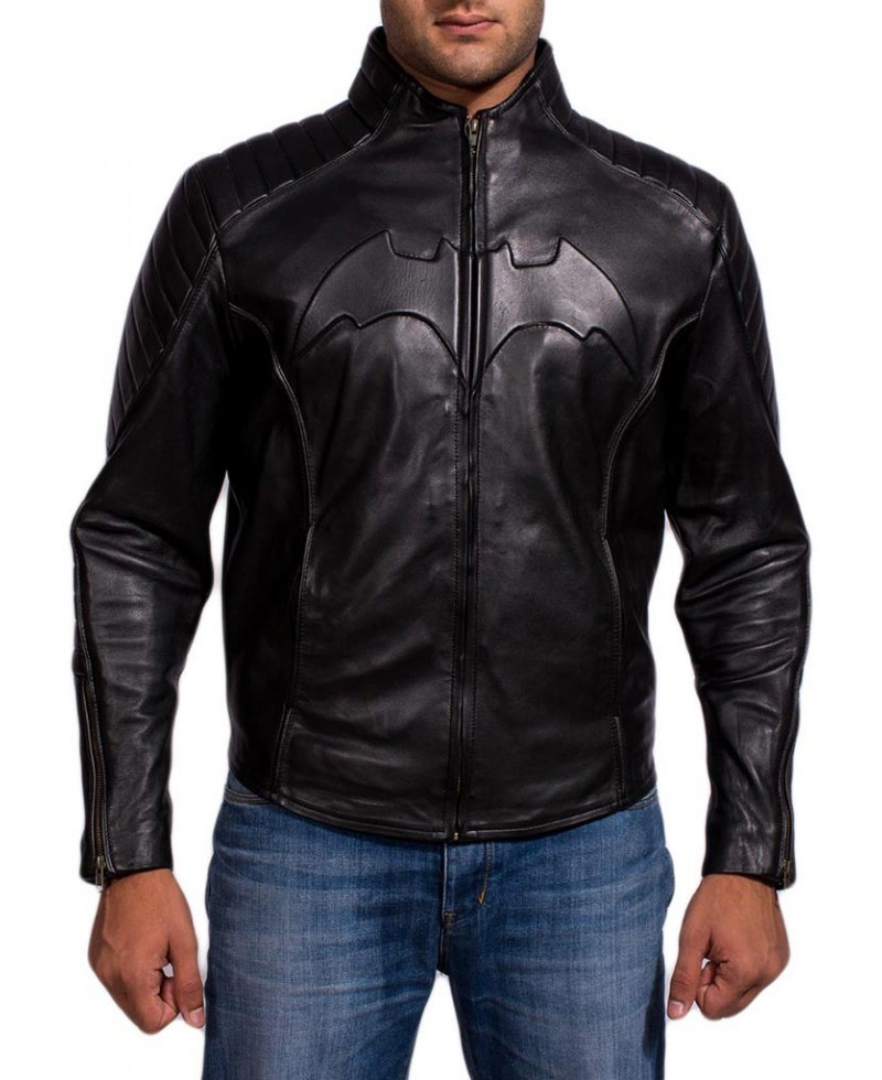 Flannel Motorcycle Jacket >> Batman Jackets – Jackets