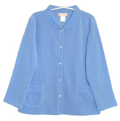 Plus Size Bed Jacket