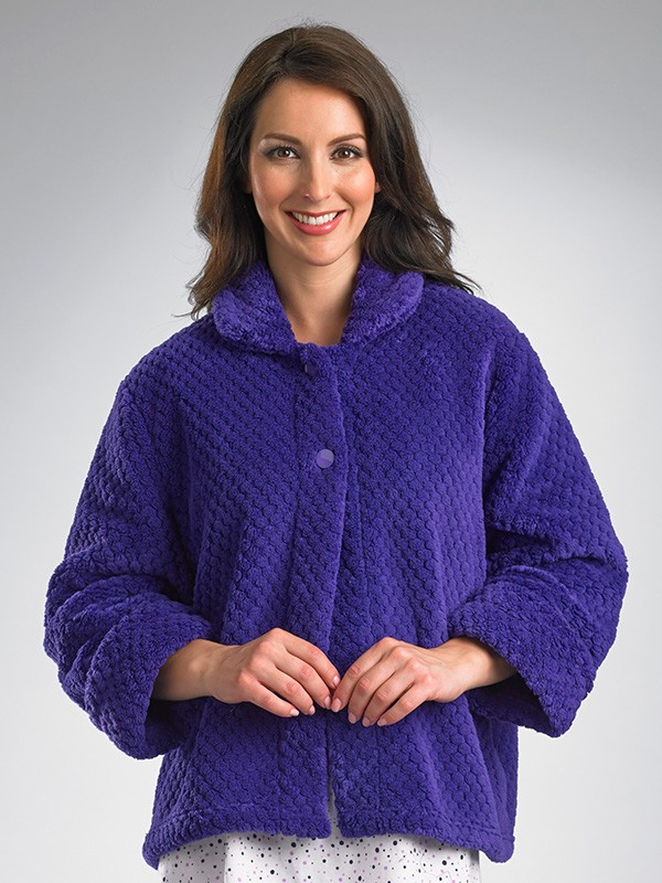 Fleece Bed Jacket Outdoor Jacket
