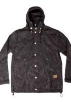 Black Camo Rain Jacket