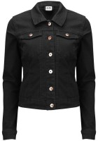 Black Jean Jacket Women