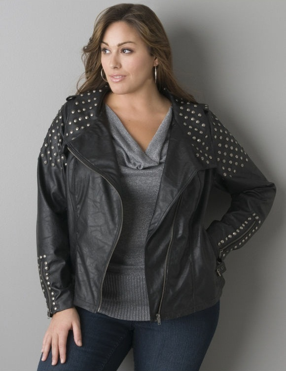 Plus Size Jackets & Blazers. Looking to add a structured layer of sophisticated style to your outfit? Browse our collection of plus-size jackets to find perfectly tailored pieces that provide added protection against the elements while keeping you warm.