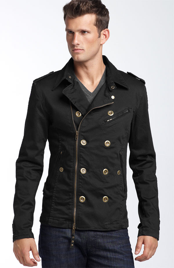 Collection Military Style Jacket Men Pictures - Reikian