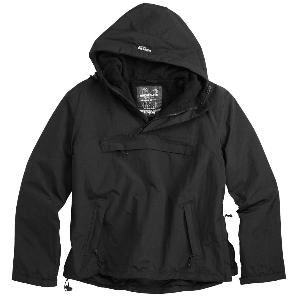 Black Windbreaker Jackets – Jackets