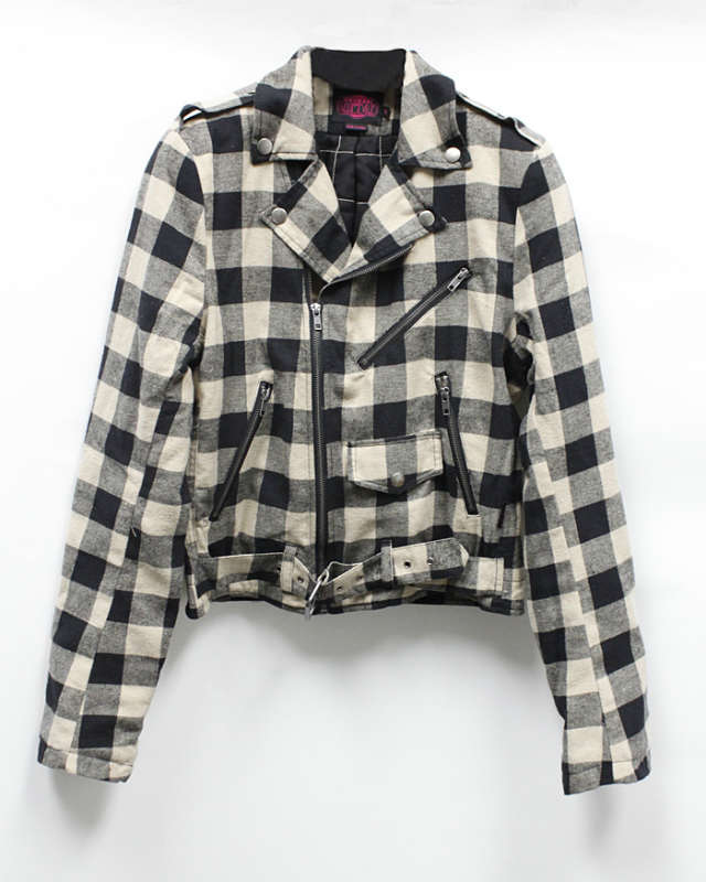Red And Blue Plaid Shirt Womens