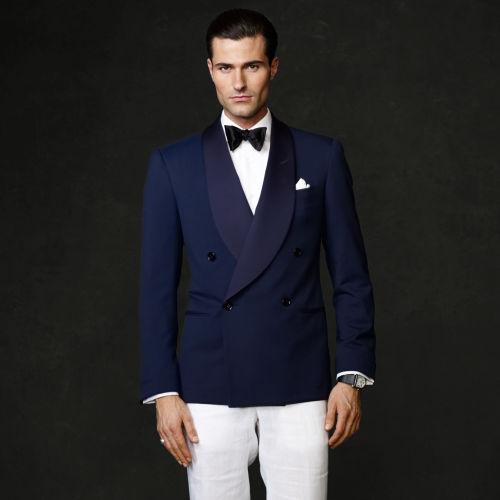 Blue Dinner Jacket KAIk5i