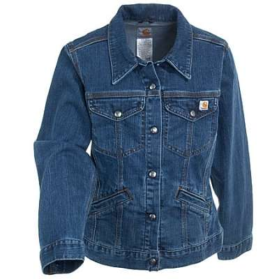 Find blue denim jacket for women at ShopStyle. Shop the latest collection of blue denim jacket for women from the most popular stores - all in one. Cate Oversized Denim Jacket - Blue $ Get a Sale Alert Free 3-day Shipping + FR at NET-A-PORTER Balenciaga.