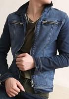 Blue Jean Jackets for Men