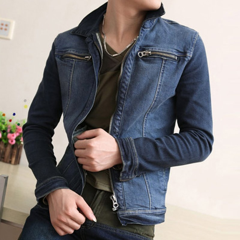 Choosing men's denim jackets. With a variety of styles to choose from, including Sherpa, stonewashed, dark wash, or unlined choices, you'll find a denim jacket tocomplementyour wardrobe and elevate your look. Each jacket lets you approach your own stylein a .