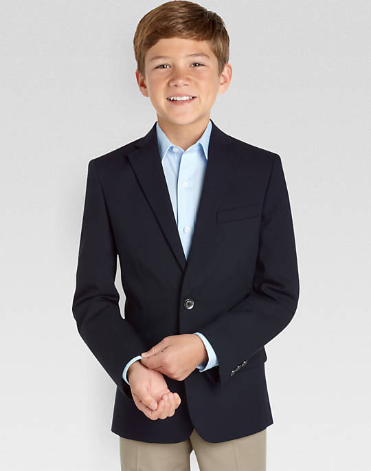 Boys Formal Blazer Jacket