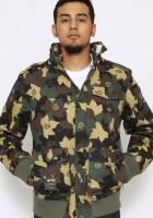 Camo Bomber Jacket Mens