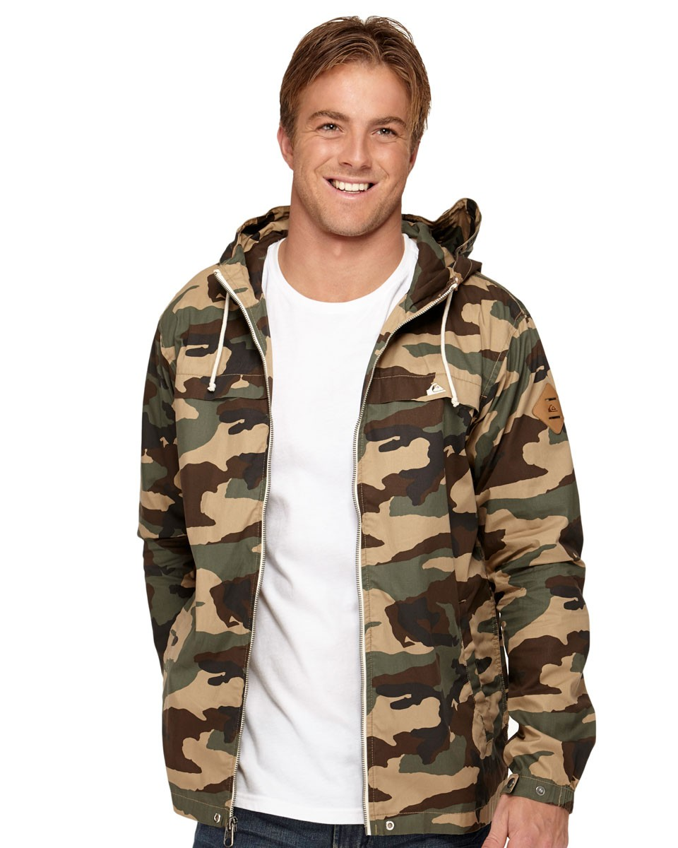 Camouflage Jackets. Many boys love the rugged outdoors look of camouflage, especially when it's on a warm and comfortable jacket. Consider camouflage jackets when looking for a new jacket .