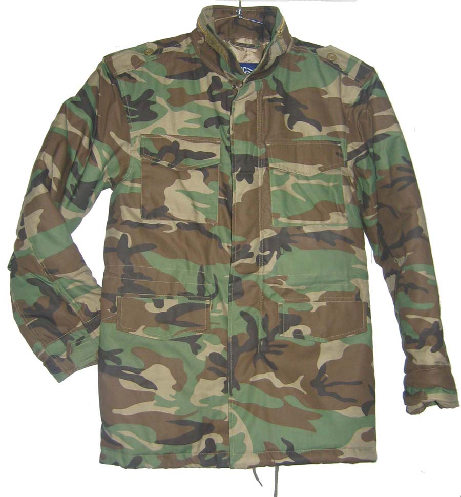 S Fashion Men Camo