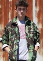 Camo Mens Jacket