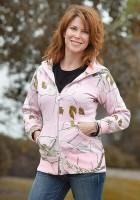 Camo Pink Jacket