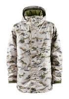 Camo Snowboard Jacket