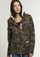 Camo Women Jacket