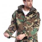 Camouflage Jacket Men