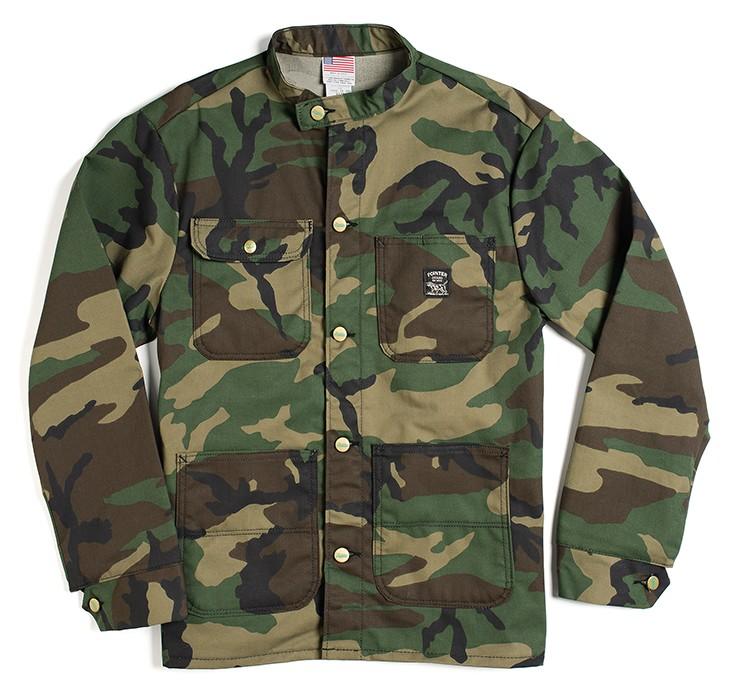 Camouflage Jackets Jackets