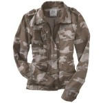 Camouflage Jackets for Women