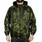 Camouflage Rain Jacket