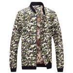 Camouflage Sport Jacket